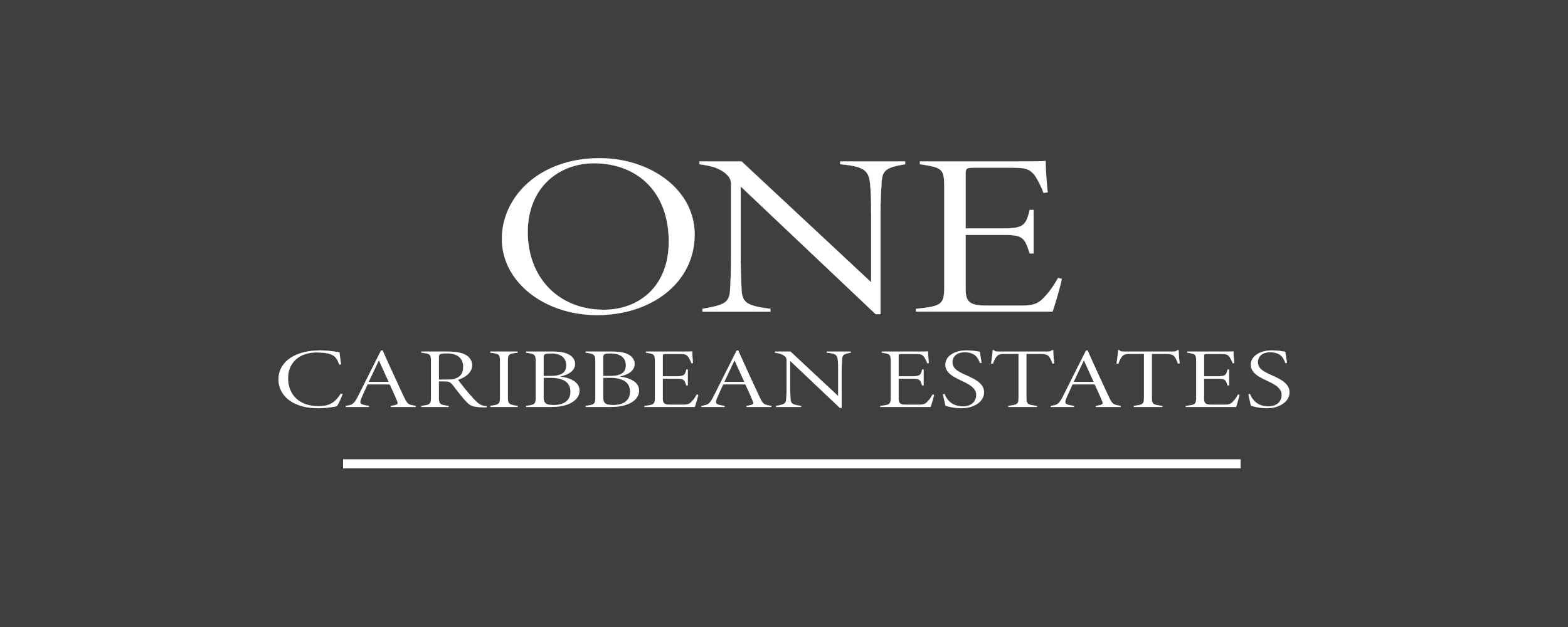 One Caribbean Estates